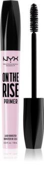 NYX Professional Makeup On The Rise  Lash Booster alapozó bázis szempillaspirál alá