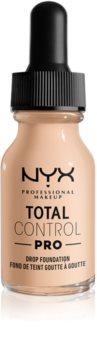 NYX Professional Makeup Total Control Pro Drop Foundation fond de teint