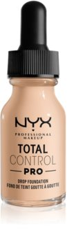 NYX Professional Makeup Total Control Pro Drop Foundation make-up
