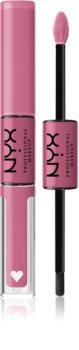 NYX Professional Makeup Shine Loud High Shine Lip Color tekutá rtěnka s vysokým leskem