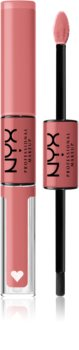 NYX Professional Makeup Shine Loud High Shine Lip Color folyékony rúzs magasfényű