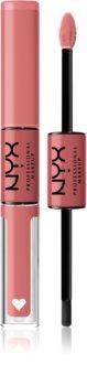 NYX Professional Makeup Shine Loud High Shine Lip Color tekući ruž za usne s visokim sjajem