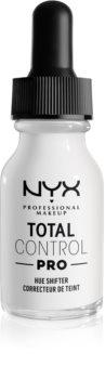 NYX Professional Makeup Total Control Pro Hue Shifter gouttes de pigment