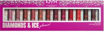NYX Professional Makeup Diamonds & Ice kosmetická sada