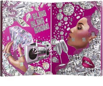 NYX Professional Makeup Diamonds & Ice коледен календар