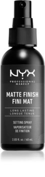 NYX Professional Makeup Makeup Setting Spray Matte спрей для фіксації