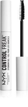 NYX Professional Makeup Control Freak Gel für Augenbraue und Wimpern für den perfekten Look