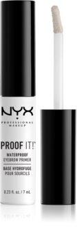 NYX Professional Makeup Proof It! Egységesítő sminkalap szemöldökre