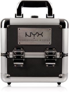 NYX Professional Makeup Beginner Makeup Artist Train Case cosmeticakoffertje