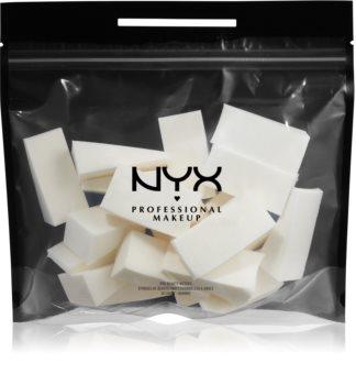 NYX Professional Makeup Pro Beauty Wedges éponge de maquillage triangulaire