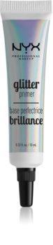 NYX Professional Makeup Glitter Goals bază primer pentru sclipici