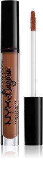 NYX Professional Makeup Lip Lingerie tekutá rtěnka s matným finišem