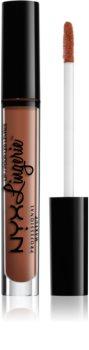 NYX Professional Makeup Lip Lingerie tekući ruž za usne s mat finišom