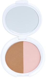 NYX Professional Makeup Bronzer & Blusher Combo bronzer et blush 2 en 1