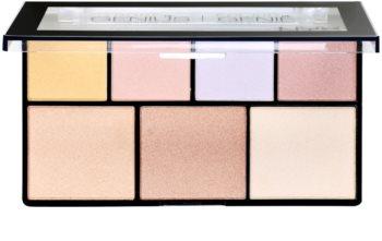 NYX Professional Makeup Strobe of Genius paleta de iluminadores