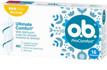 o.b. Pro Comfort Normal Tampons