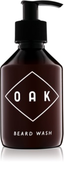 OAK Natural Beard Care shampoing pour barbe