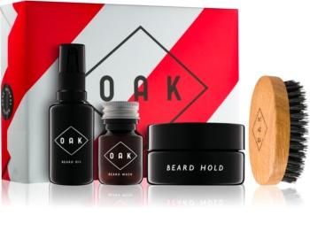 OAK Natural Beard Care coffret cosmétique I. pour homme