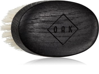 OAK Natural Beard Care brosse à barbe soft
