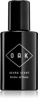 OAK Natural Beard Care huile pour barbe avec parfum