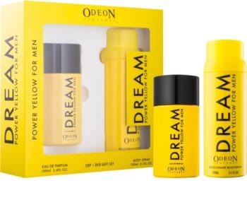 Odeon Dream Power Yellow confezione regalo I. per uomo
