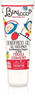 Officina Naturae Biricco dětská zubní pasta