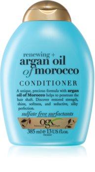 OGX Argan Oil Of Morocco stärkender Conditioner für glänzendes und geschmeidiges Haar