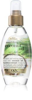 OGX Coconut Oil подхранващо и хидратиращо олио За коса