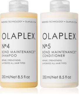 Olaplex Bond Maintenance conditionnement avantageux I. (pour tous types de cheveux) pour femme