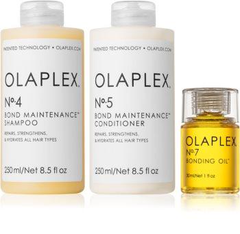 Olaplex Bond Maintenance coffret cosmétique (pour tous types de cheveux)