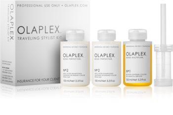 Olaplex Traveling Stylist Kit kit de viagem I. (para todos os tipos de cabelos) para mulheres