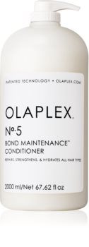 Olaplex N°5 Bond Maintenance stärkender Conditioner spendet Feuchtigkeit und Glanz