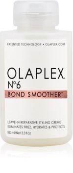 Olaplex N°6 Bond Smoother Haarcreme mit regenerierender Wirkung
