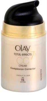Nezařazené Olay Total Effects crema CC antiarrugas