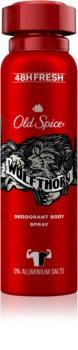 Old Spice Wolfthorn spray dezodor uraknak