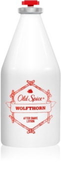 Old Spice Wolfthorn after shave para homens