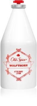 Old Spice Wolfthorn loción after shave para hombre