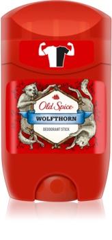 Old Spice Wolfthorn desodorizante em stick para homens