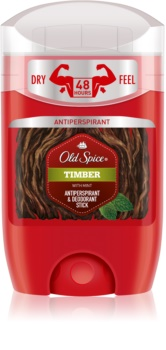 Old Spice Odour Blocker Timber festes Antitranspirant