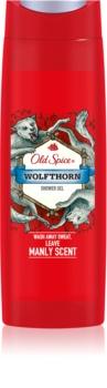 Old Spice Wolfthorn gel de douche pour homme