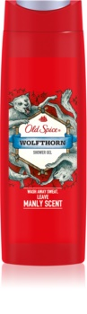 Old Spice Wolfthorn gel doccia per uomo
