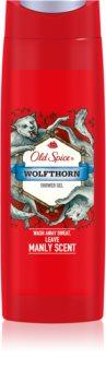 Old Spice Wolfthorn Suihkugeeli Miehille