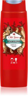 Old Spice Bearglove gel de douche pour homme