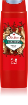 Old Spice Bearglove gel de ducha para hombre