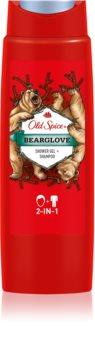 Old Spice Bearglove tusfürdő gél uraknak