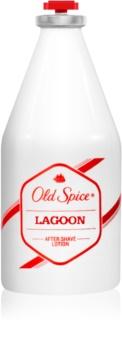Old Spice Lagoon loción after shave para hombre