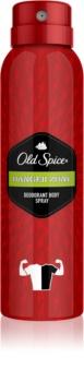 Old Spice Danger Zone Spray deodorant til mænd