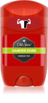Old Spice Danger Zone desodorizante em stick para homens