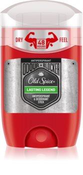 Old Spice Odour Blocker Lasting Legend antitranspirante en barra