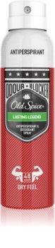 Old Spice Odour Blocker Lasting Legend izzadásgátló spray